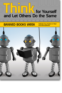 Banned Books Week 2010 Poster