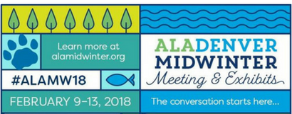 ALA Midwinter 2018 Denver