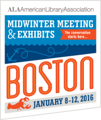 ALA Midwinter in Boston