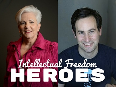 Intellectual Freedom Heroes