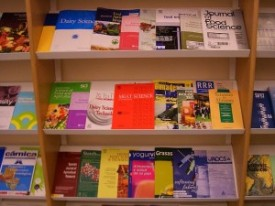 The library of the University of the Basque Country (Vitoria-Gasteiz) scientific journals.