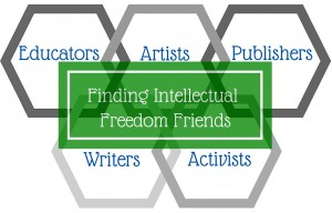 Finding Intellectual Freedom Friends