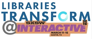 Libraries at South by Southwest