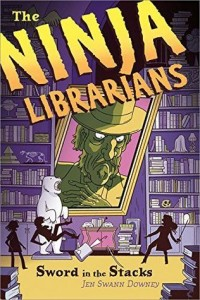 Ninja Librarian Cover Images