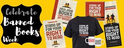 Banned Books Week Merchandise