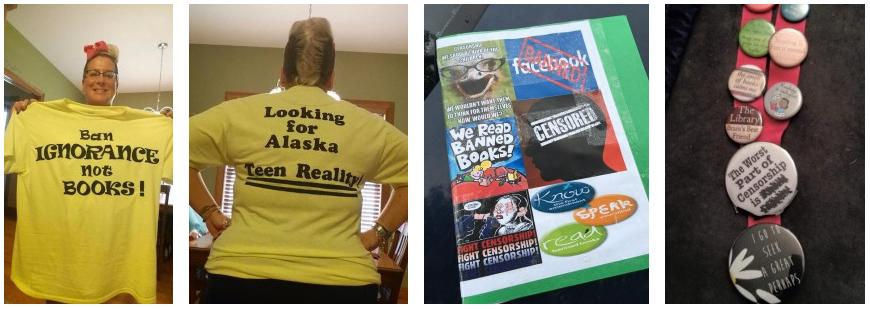 Support for Looking for Alaska in Lebanon Kentucky