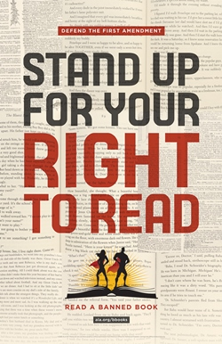 Banned Books Week Poster 2016