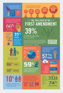 Newseum Institute Infographic