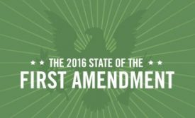 The State of the First Amendment