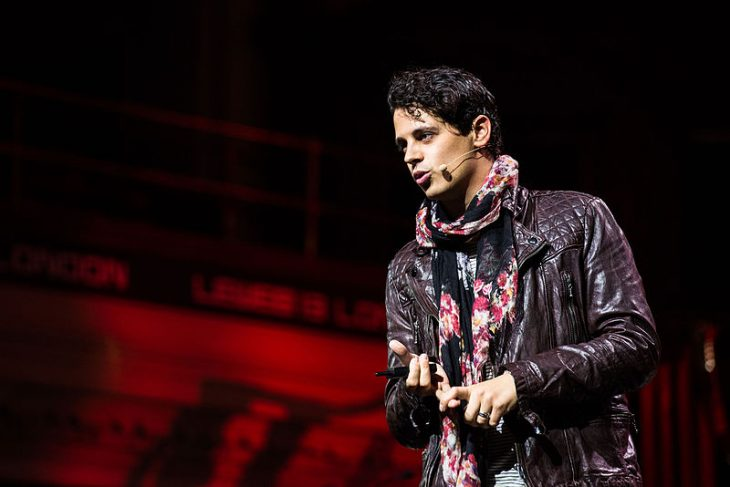 Milo Yiannopoulos, Photo Credit: Flickr/LeWeb14