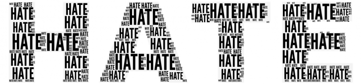 Hate Word Cloud