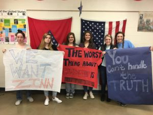 High school students in Batesville, Arkansas, wrote to their state senator and tweeted their public protest.