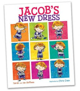 Jacob's New Dress book cover image