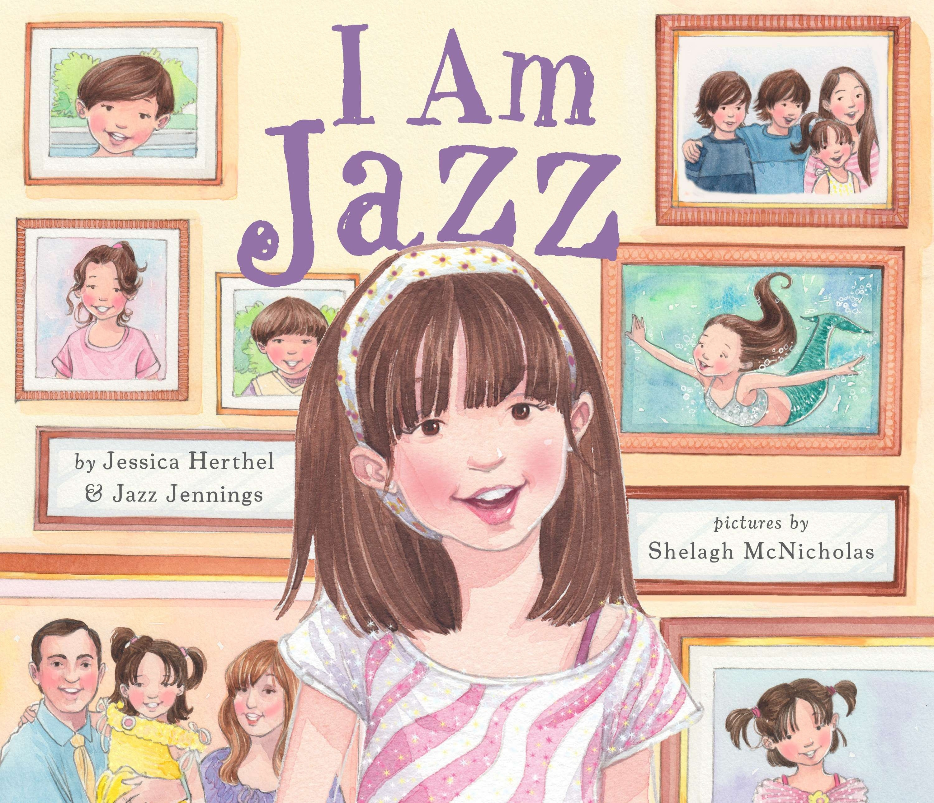 I Am Jazz cover