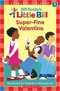 Super-Fine Valentine, by Bill Cosby