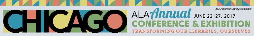 ALA Annual Conference in Chicago Web Banner