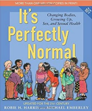 Book cover of It's Perfectly Normal