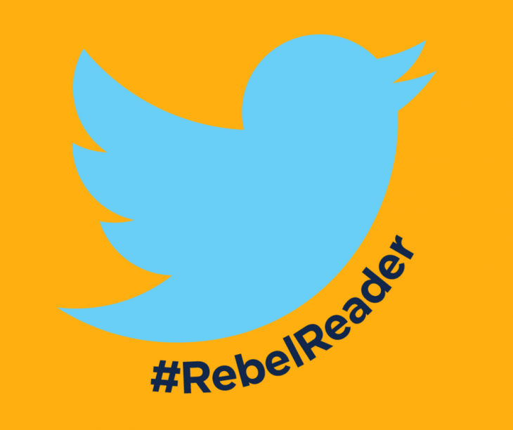 Rebel Reader Twitter Tournament partner