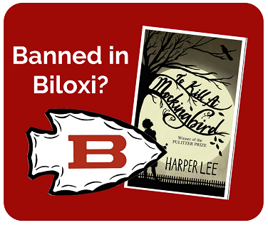 To Kill a Mockingbird Banned in Biloxi Mississippi