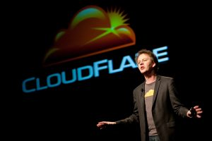 Matthew Prince of Cloudflare. https://techcrunch.com/2017/08/17/cloudflare-ceo-calls-for-a-system-to-regulate-hateful-internet-content/