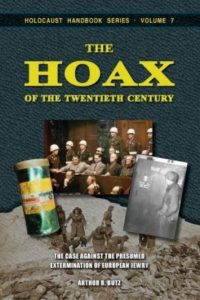 Book cover for: The Hoax of the Twentieth Century