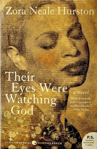 Cover image Their Eyes Were Watching God by Zora Neale Hurston, paperback edition, 1998.
