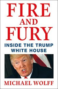 Fire and Fury: Inside the Trump White House book cover