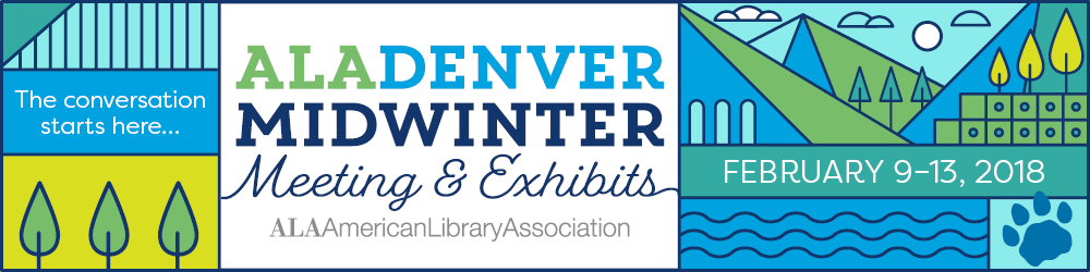 ALA Midwinter Meeting in Denver 2018