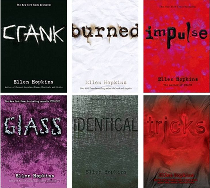Ellen Hopkins book titles