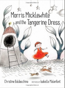 Morris MIcklewhite and the Tangerine Dress book cover