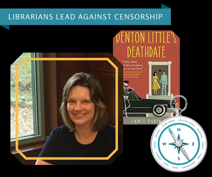 Librarians Lead Against Censorship Cheryl Campbell