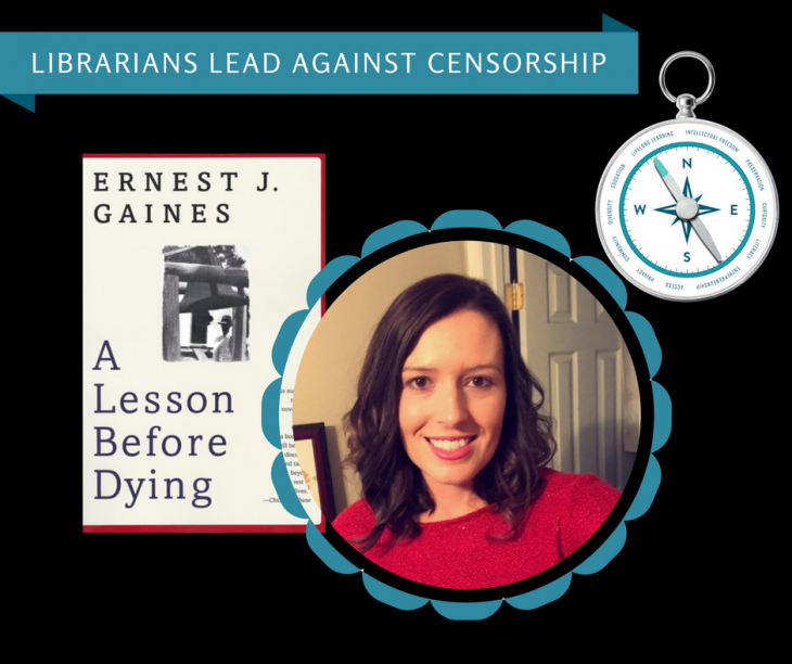 Librarians Lead Against Censorship Lindsey Whitington