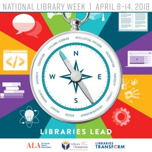 National Library Week Compass