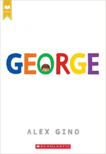 George by Alex Gino book cover