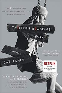 Thirteen Reasons Why original book cover