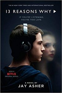 : Thirteen Reasons Why TV series cover