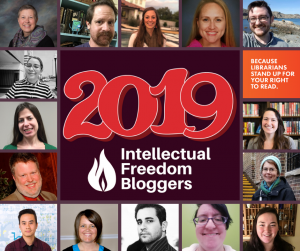 2019 Intellectual Freedom Bloggers