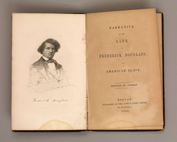 Narrative of the Life of Frederick Douglass.