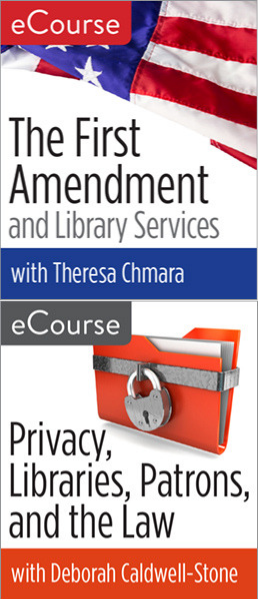Elearning Solutions ALA Editions Publishing Privacy First Amendment