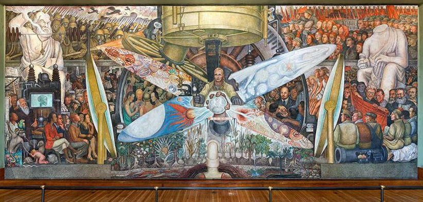 Integrity Immutable: Diego Rivera and the Rockefeller Feud