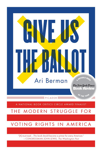 Book Cover-Give Us the Ballot