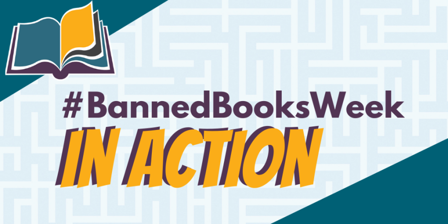 Banned Books Week in Action