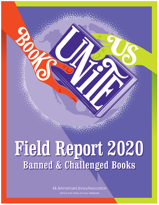 Field Report 2020 Banned and Challenged Books